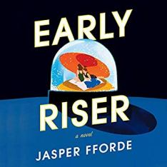 early riser by jasper fforde audio