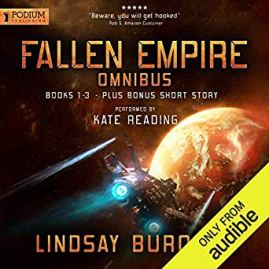 fallen empire omnibus by lindsay buroker audio