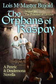 orphans of raspay by lois mcmaster bujold