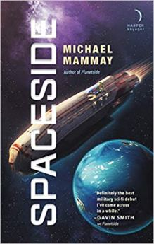 spaceside by michael mammay