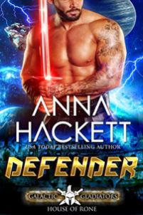 defender by anna hackett