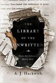library of the unwritten by aj hackwith