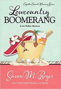 lowcountry boomerang by susan m boyer