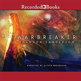 warbreaker by brandon sanderson audio