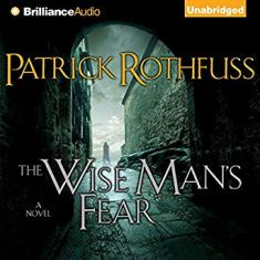 wise mans fear by patrick rothfuss audio