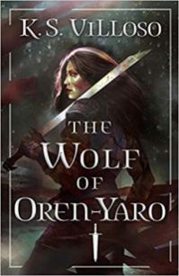 wolf of oren yaro by ks villoso