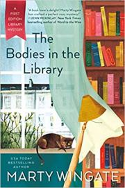 bodies in the library by marty wingate