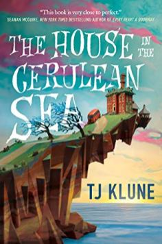 house in the cerulean sea by tj klune