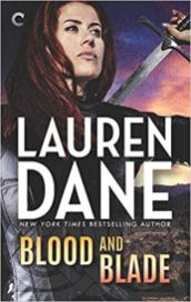 blood and blade by lauren dane