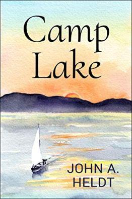 camp lake by john a heldt