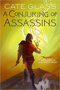 conjuring of assassins by cate glass