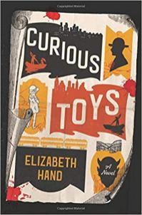 curious toys by elizabeth hand