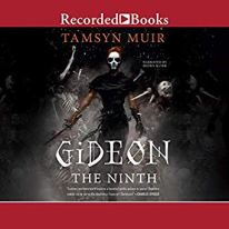 gideon the ninth by tamsyn muir audio
