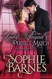 lady abigails perfect match by sophie barnes