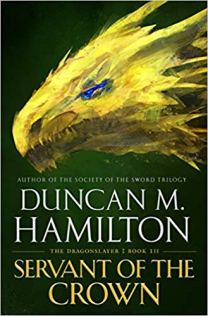 servant of the crown by duncan m hamilton