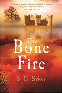 bone fire by sd sykes