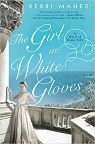 girl in white gloves by kerri maher