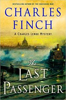 last passenger by charles finch
