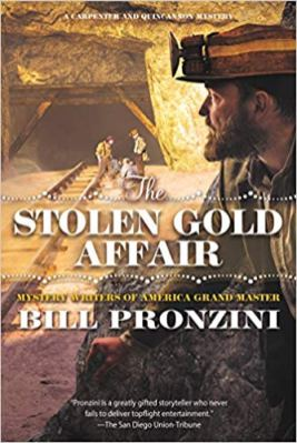 stolen gold affair by bill pronzini