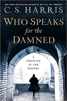who speaks for the damned by cs harris