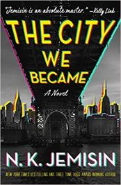 city we became by nk jemisin