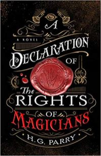 declaration of the rights of magicians by hg parry