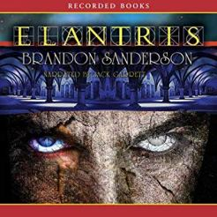 elantris by brandon sanderson audio