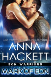mark of eon by anna hackett