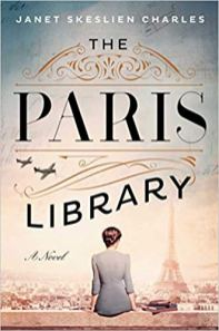 paris library by janet skeslien charles