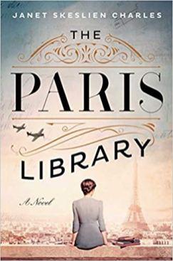 paris library by janet skeslien charles