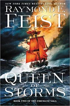 queen of storms by raymond e feist