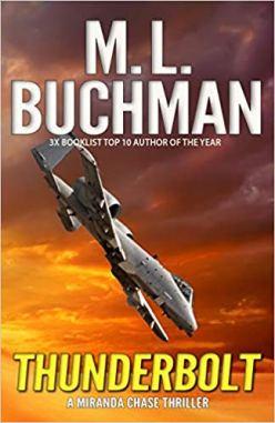 thunderbolt by ml buchman