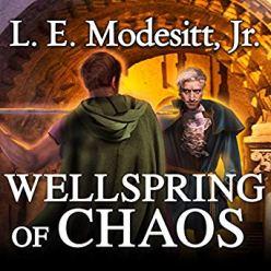wellspring of chaos by le modesitt jr audio