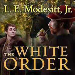 white order by le modesitt jr audio