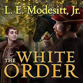 white order by le modesitt jr audio