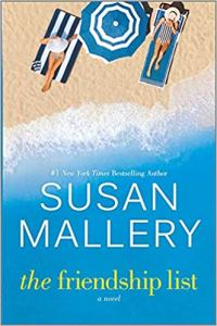 friendship list by susan mallery