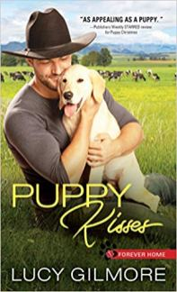 puppy kisses by lucy gilmore