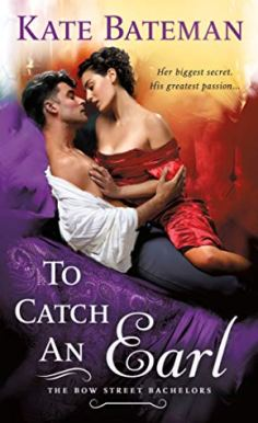 to catch an earl by kate bateman