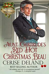 aunt gertrude's red hot christmas beau