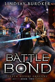 battle bond by lindsay buroker