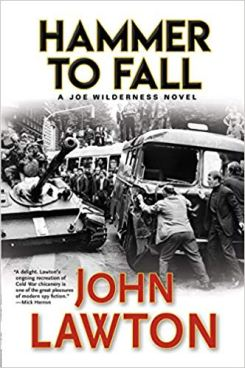 hammer to fall by john lawton