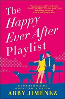 happy ever after playlist by abby jimenez