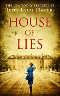 house of lies by terry lynn thomas