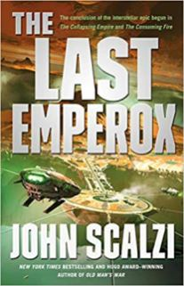 last emperox by john scalzi