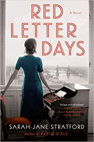 red letter days by sarah jane stratford