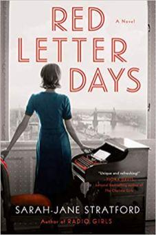 red letter days by sarah jane stratford