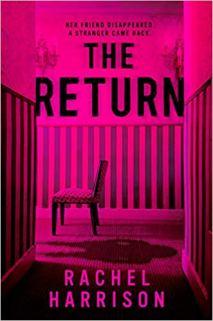 return by rachel harrison