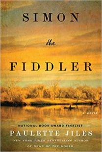 simon the fiddler by paulette jiles