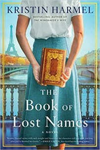 book of lost names by kristin harmel