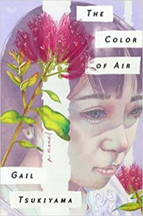 color of air by gail tsukiyama